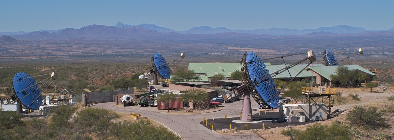 VERITAS Telescope Array image